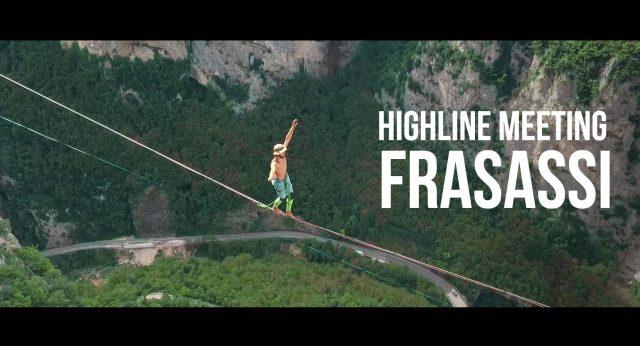 Highline Meeting Frasassi 2016 (meglio tardi che mai!)